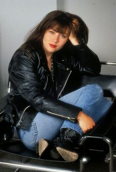 Image result for Beverly Hills 90210 Shannen Doherty Cast Promotional Photos