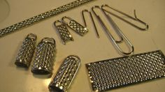 Studio E: A 'GRATER' LOVE - great tutorial for cheese graters