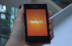 Sony выпустила Firefox OS для Xperia E