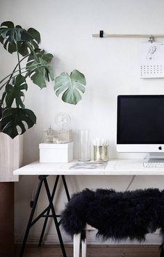 happy makeover mit method: umstyling im home office | glücklich, Innenarchitektur ideen