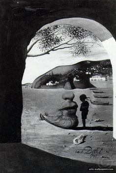 salvador dali paintings: June 2011