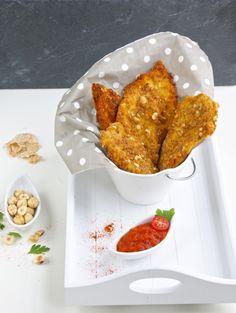 Pechuga de pollo crujiente / Crispy Chicken - Crispynut