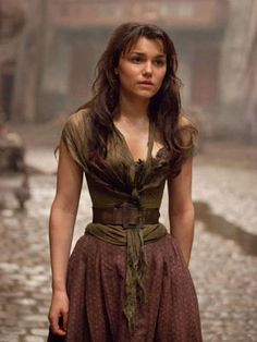 Meet Les Mis' Eponine, Cry A Thousand Tears When You Hear Her Sing