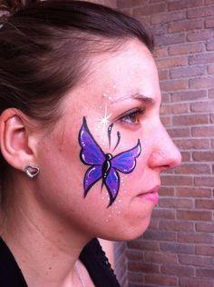 #NancyIsabelleLabrie #FacePainting #Maquillagedefantaisie #Créativité  Maquillage pour enfants - Nancy Isabelle Labrie