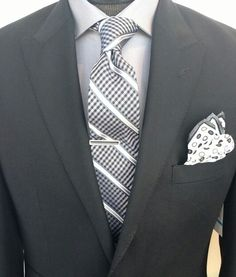 Men's Warehouse! Sleek and sophisticated