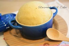 easy steamer cupcake - in traditional Chinese