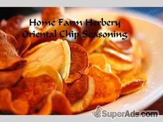 Oriental Chip Seasoning, Order now, FREE shipping in Colorado CO - Free Colorado SuperAds