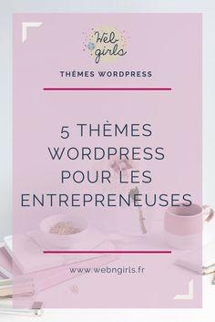 5 themes wordpress e