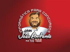 Versão Ilustrada do logotipo criado pela Ópera para o Canal do Youtube do Professor João Antonio | Recife | PE.