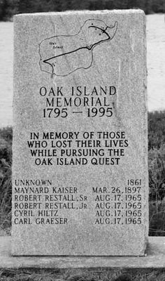 257 Best OAK ISLAND images in 2019 | Oak island mystery, Oak island