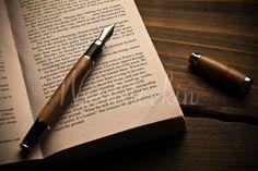 Fountain Pen Wood Pen Wooden Pen Wooden Gifts For by woodstockin