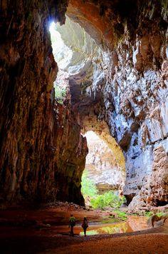 Parque Nacional Cavernas do Peruaçu (Januária - MG) - Foto: Roberto Fulgêncio # Minas Gerais # Brasil