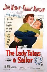 The Lady Takes a Sailor Director: Michael Curtiz Two Movies, Family Movies, Dolby Digital, The Odd Couple Ii, William Frawley, Jane Wyman, Ted, The Great Race, Grumpy Old Men