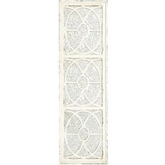 Vintage Chic Wall Panel ($179) ❤ liked on Polyvore