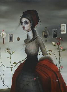 Mary Shelley ~ by Sarah Dolby