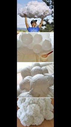 Diy clouds!