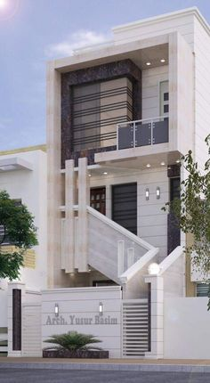 Having a dream home is certainly a dream for many people. But in times like today owning a house req Classic House Design, Unique House Design, House Front Design, Minimalist House Design, 3 Storey House Design, Bungalow House Design, Indian House Plans, Model House Plan, Home Building Design