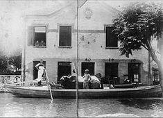 Italianadas em Sampa: Fotos antigas de São Paulo: enchentes e alagamentos