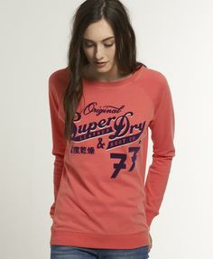 Superdry Original 77 Crew