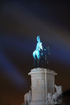 Terreiro do Paço, Iluminação de Natal de Lisboa, dez 2015
