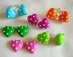 lollipop: Lollipop Hearts