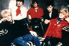 Duran Duran in leather