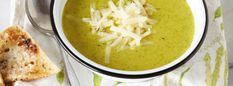 Easy Broccoli and Cheese Soup