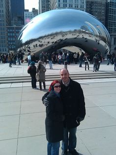 One of the coolest cities. Reached Chicago - February 10, 2011