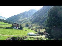 Vista sui monti della Valle Aurina #Ahrntal da Casere (Kasern)