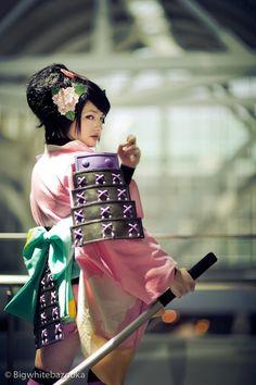 costume: Momohime from Muramasa: The Demon Blade