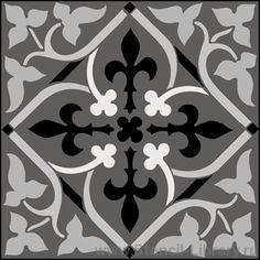 Плитка 51 - Трафареты для декора :: Средневековье - изготовление трафаретов для декора стен и любых других поверхностей за…