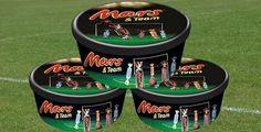 Mars U.K. and football