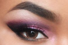 Sugarpill Decora: Purple Smokey Eye Makeup