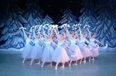 Nutcracker Ballet. Saw this every year with my Mom, growing up. It's still a Christmas tradition for me.