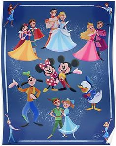 Find images and videos about disney, princess and mickey mouse on We Heart It - the app to get lost in what you love. Disney Animation, Disney Pixar, Disney And Dreamworks, Disney Parks, Disney Characters, Disney Princesses, Disney Artwork, Disney Fan Art, Disney Drawings