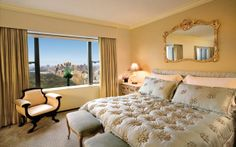 Manhattan Accommodations | Park Lane - Accommodations | Manhattan Hotel Rooms & Suites