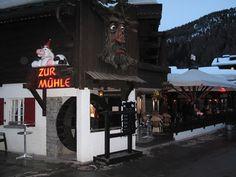 Zur Muhle Apres Ski Bar Restaurant - Saas Fee-LONDON