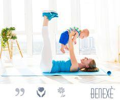 #BenexèBlog Quali sono gli esercizi più efficaci per tornare in forma dopo il parto? Ecco i nostri consigli!