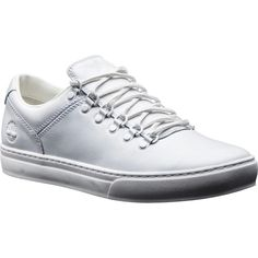 Features: - Upper made with premium leather from an LWG Silver-rated tannery- Padded co, fashion Triathlon Club, All White Shoes, Oxford White, Shoe Deals, Outfit Combinations, New Kids, Best Brand, Lacoste, Moda Masculina