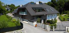 Exklusives #Loft in historischem Gutshof - #Salzburg #Traumwohnung von #Bauträger Eisl Architektur Salzburg, Planer, Outdoor Decor, Design, Home Decor, Exclusive Real Estate, Villas, Architecture, House