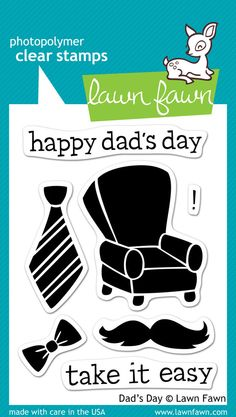 dad's day | Lawn Fawn