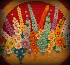 feutre-fleur