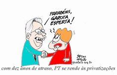 FHC parabeniza Dilma