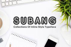 Subang - Sans-Serif Fonts