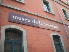 Chocolate Museum Barcelona, Spain....@ctaliia @zlew87 how did we miss this when we were there?