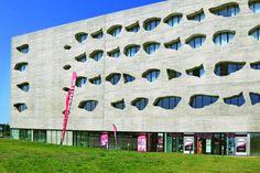 Appart hôtel Park&Suites à Montpellier, quartier Millénaire