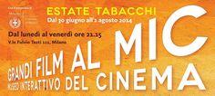 ESTATE TABACCHI 2014 - http://www.sfogliacitta.it/estate-tabacchi-2014/