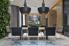 luxury masculine dining