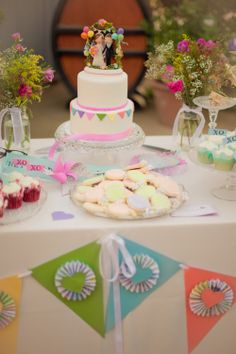 Disney Pixar's Up Inspired Wedding