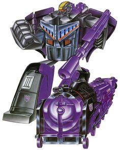 #TransformersG1 #Astrotrain #triplechangers